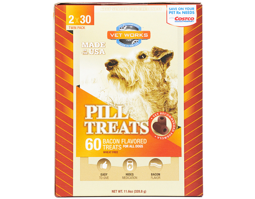 Vet Works 60 Ct. Pill Treats