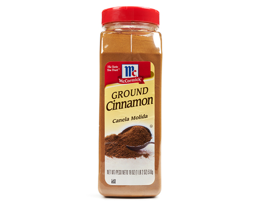 Mccormick Ground Cinnamon, 18oz