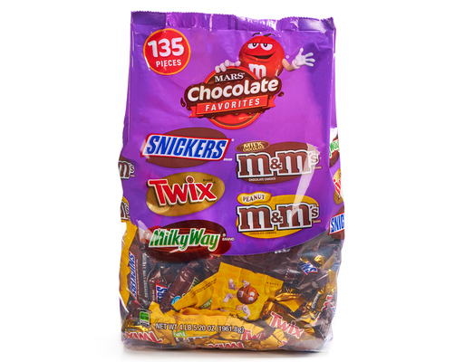Mars Chocolate Favorites