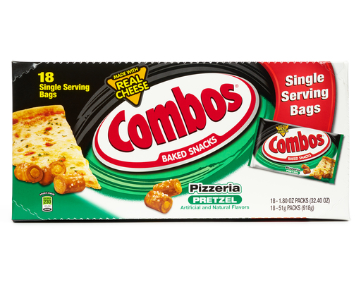 Combos Baked Snacks, 18ct