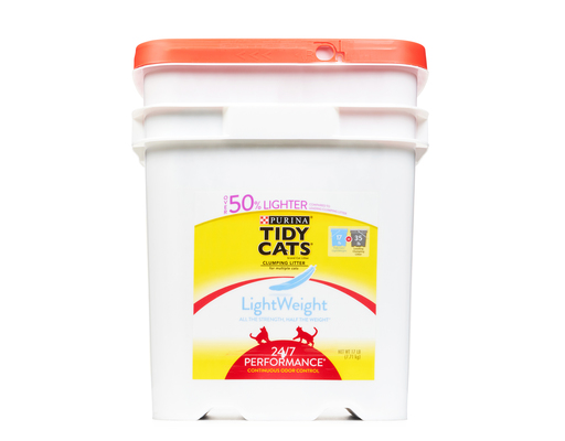 Purina Tidy Cats Clumping Litter, 17ct