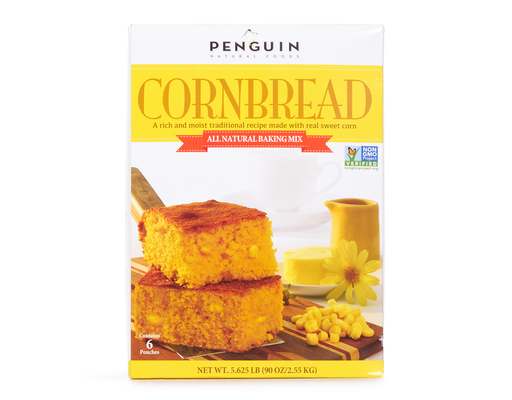 Penguin Natural Foods Cornbread