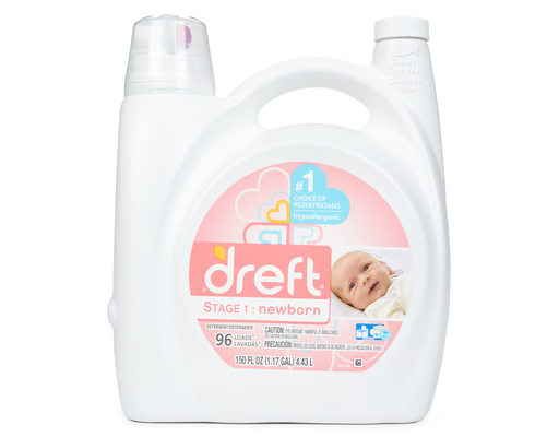 Dreft Detergent, 150oz