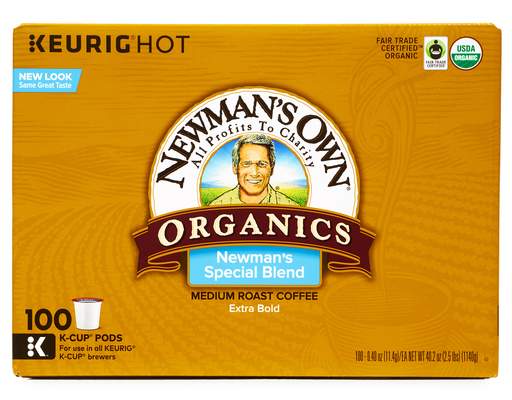 Newmans Own Organics Special Blend, 100ct