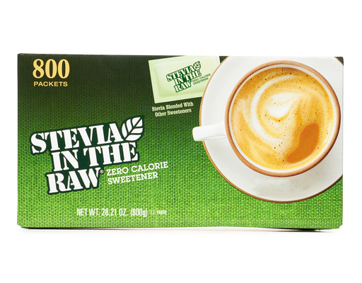 Stevia In The Raw, 800ct
