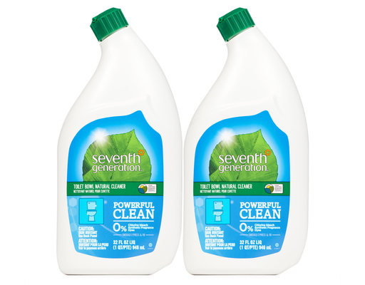 Seventh Generation Toilet Bowl Cleaner, 64oz