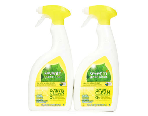 Seventh Generation Tub & Tile Cleaner, 64oz