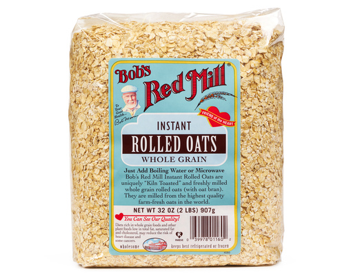 Bobs Red Mill Instant Rolled Oats, 32oz