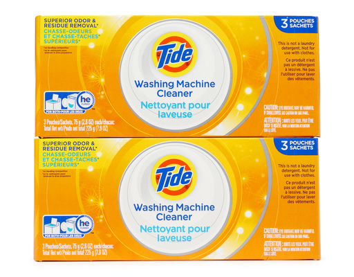 Tide Washing Machine Cleaner, 6ct