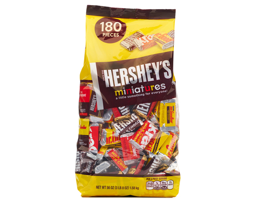 Hersheys Miniatures, 56oz
