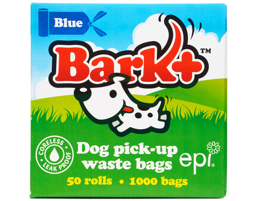 Dog Pick-up Waste Bags, 1000ct