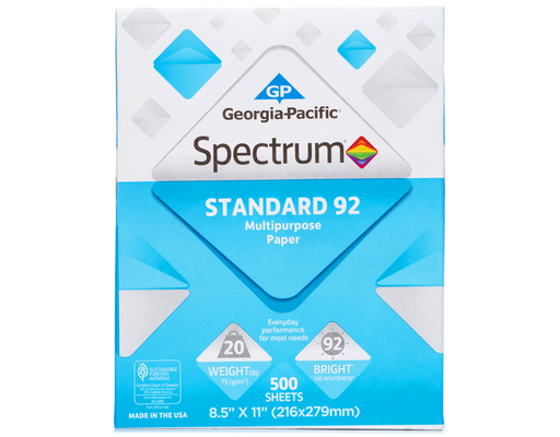 Georgia-pacific Multipurpose Paper, 500ct