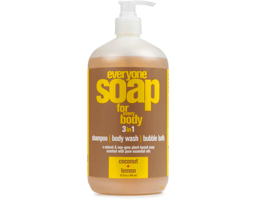 Everyone Soap For Every Body 3in1, 32oz