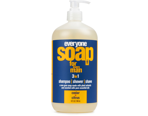 Everyone Soap For Every Man 3in1, 32oz