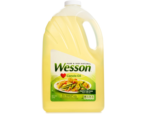 Wesson Canola Oil, 3.79ct