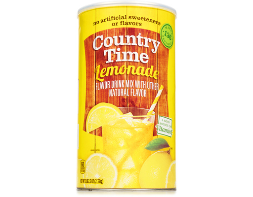Country Time Lemonade Drink Mix, 82.5oz