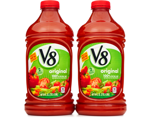 V8 Vegetable Juice, 128oz