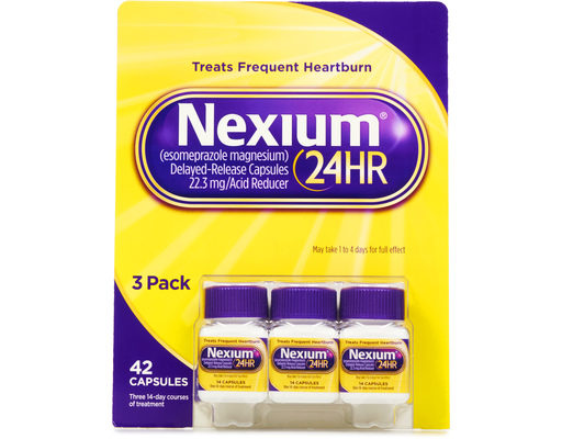 Nexium 24hr Heartburn Treatment, 42ct