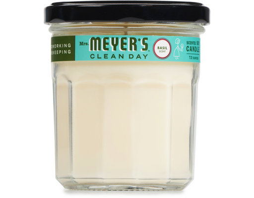 Mrs. Meyers Scented Soy Candle, 7.2oz