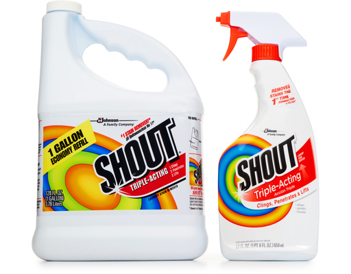 Shout Laundry Stain Remover, 150oz