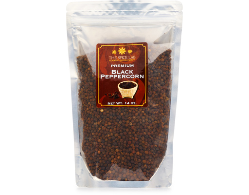 Premium Black Peppercorn, 14oz