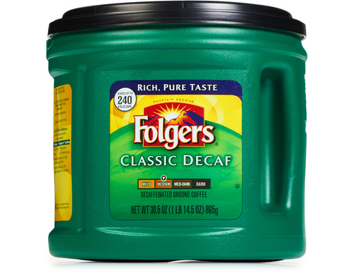 Folgers Ground Coffee, 30.5oz