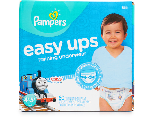 Pampers Easy Up Training Pants, 60ct