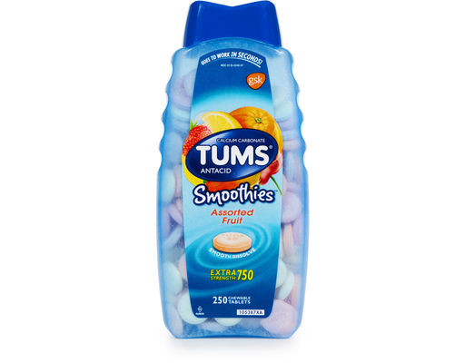 Tums Extra Strength 750 Smoothies