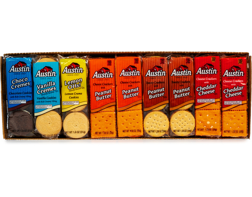 Austin Cookies & Crackers