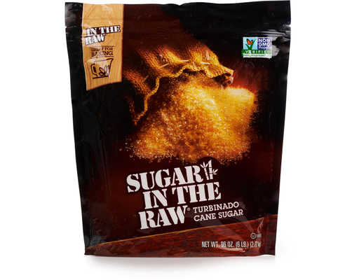 Sugar In The Raw, 6 pounds, Granulated