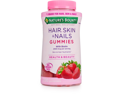 Natures Bounty Hair, Skin & Nails, 230 Ct