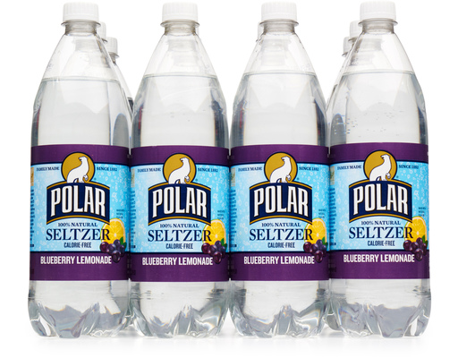Polar 100% Natural Seltzer
