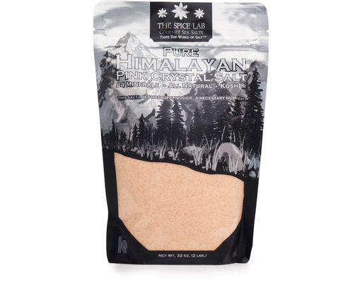 Himalayan Crystal Salt, 32oz