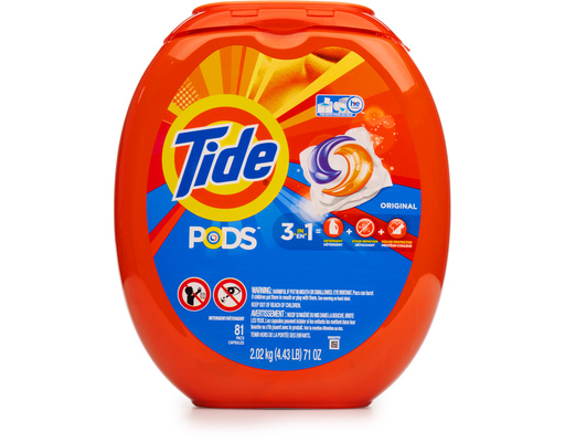 Tide Pods, 81ct