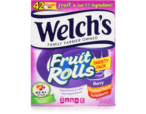Welchs Fruit Rolls Variety Pack