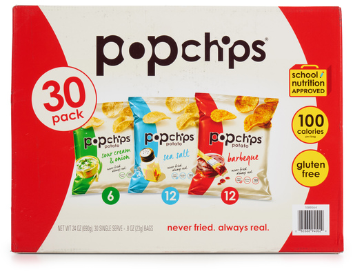 Popchips Variety Pack