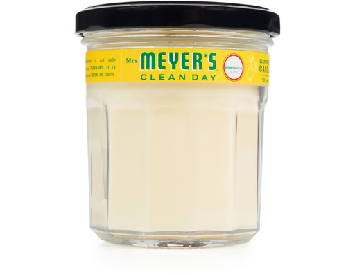 Mrs. Meyers Scented Soy Candle