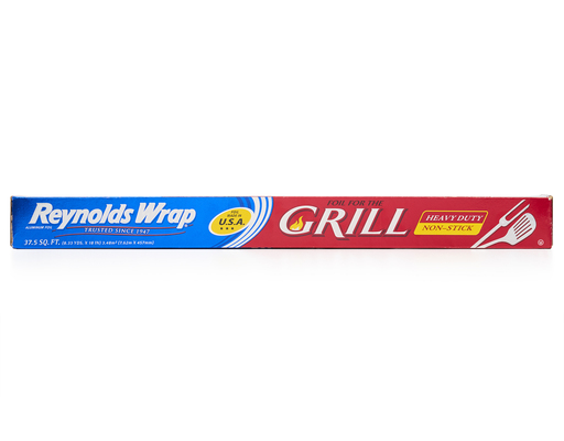 Reynolds Wrap Foil For The Grill
