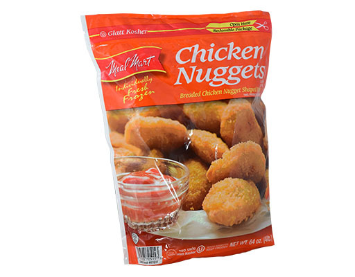 Boxed Com Meal Mart Breaded Chicken Nuggets 64 Oz