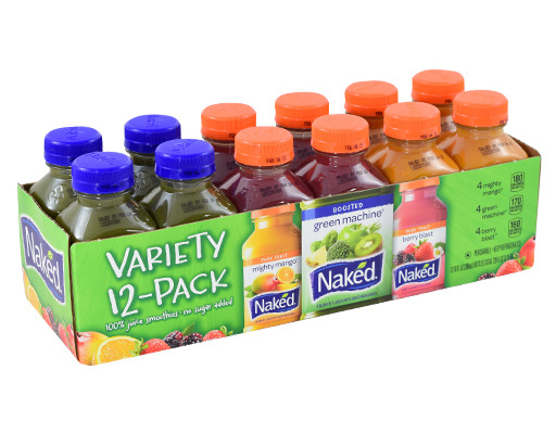 Boxed Com Naked Juice Smoothies 12 X 10 Oz Variety Pack