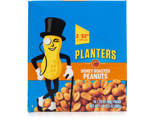 of roasted best products honey planter planters g peanuts online buy