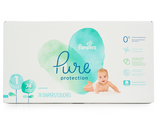 Pampers Pure Free Sample