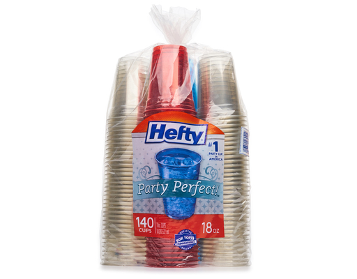 Hefty Everyday Plastic Cups