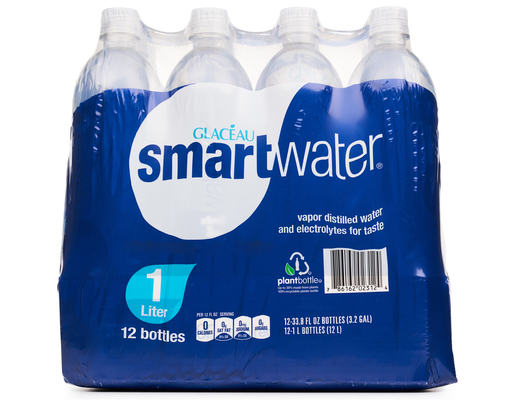 Glac�au Smartwater, 12 Ct, 33.8oz Bottles