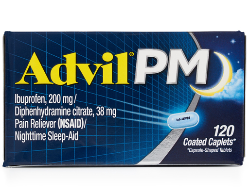 Advil Pm, 120ct
